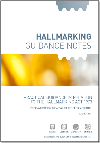 Hallmarking Guidance Notes