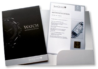 watch valuation pack